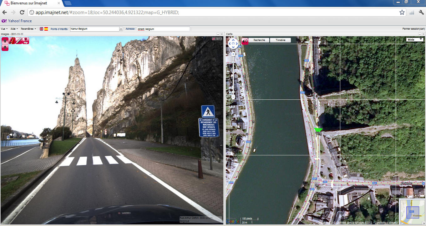 Mobile Mapping - Driven By